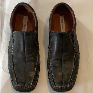 STEVE MADDEN loafers Driver Men's US 12 Leather